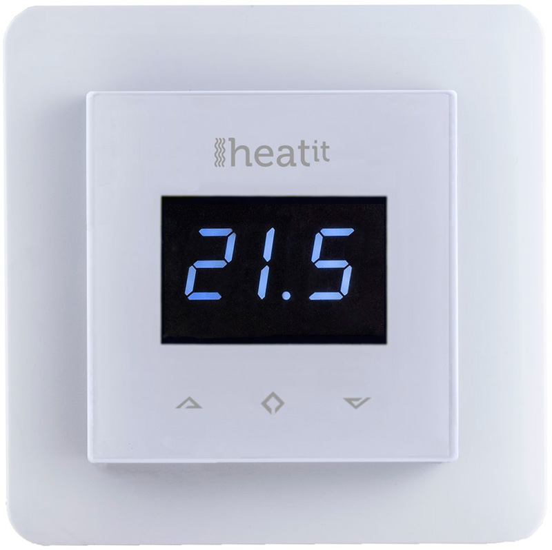 Thermostat For Electric Floor Heating