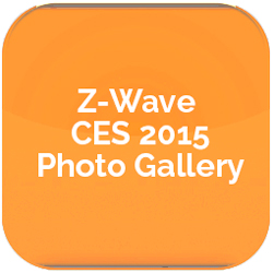 Z-Wave CES 2015 Photo Gallery