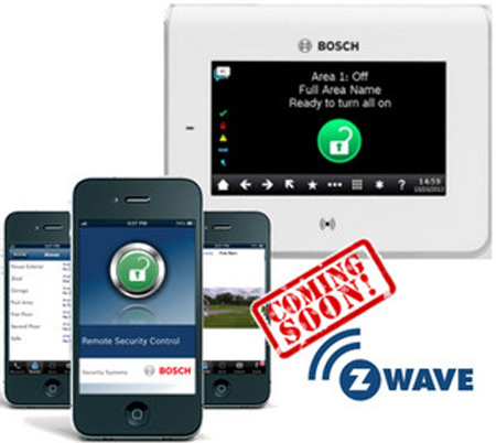 bosch launches z wave cloud service for security home automation z wave alliance. Black Bedroom Furniture Sets. Home Design Ideas