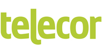 "Telecor S.A. ""HOUSE ON"" company logo"
