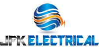 JFK Electrical company logo