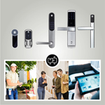 At ISE 2018, ASSA ABLOY smart locks open doors to a new generation of services