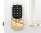 Yale Expands Assure Lock Line With New Smart Lever Lock