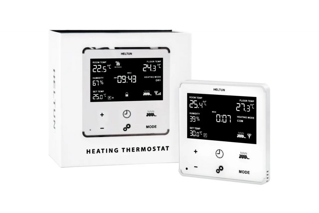 HELTUN Heating Thermostat