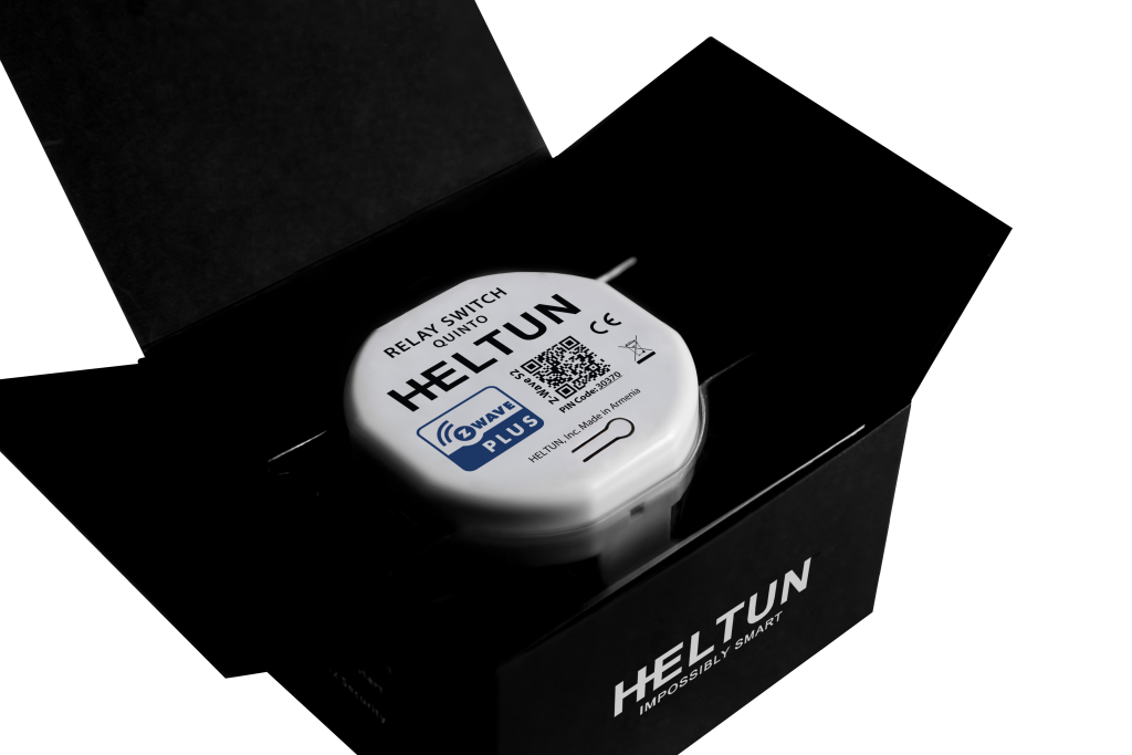 "HELTUN Relay Switch ""Quint"""