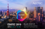 Are you attending CEATEC 2019 in Japan?