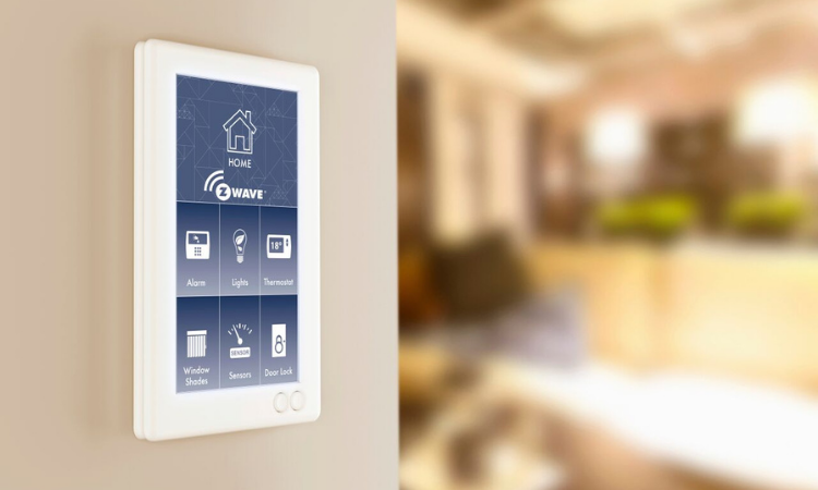 The Internet Of Things Is Powered By Z Wave